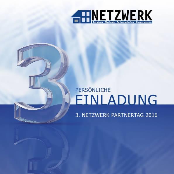 Einladung 3. NETZWERK-Partnertag