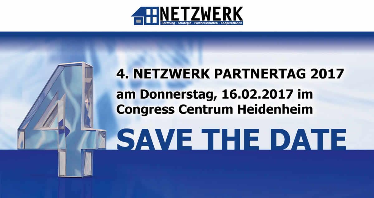 4. NETZWERK PARTNERTAG 2017