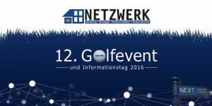 12. NETZWERK Golfevent 2016