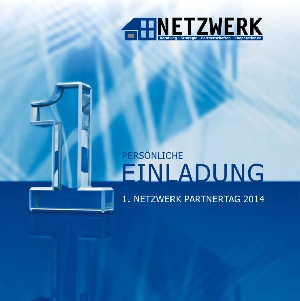 Einladung 1. Netzwerk-Partnertag