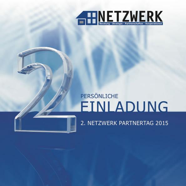 Einladung 2. NETZWERK-Partnertag