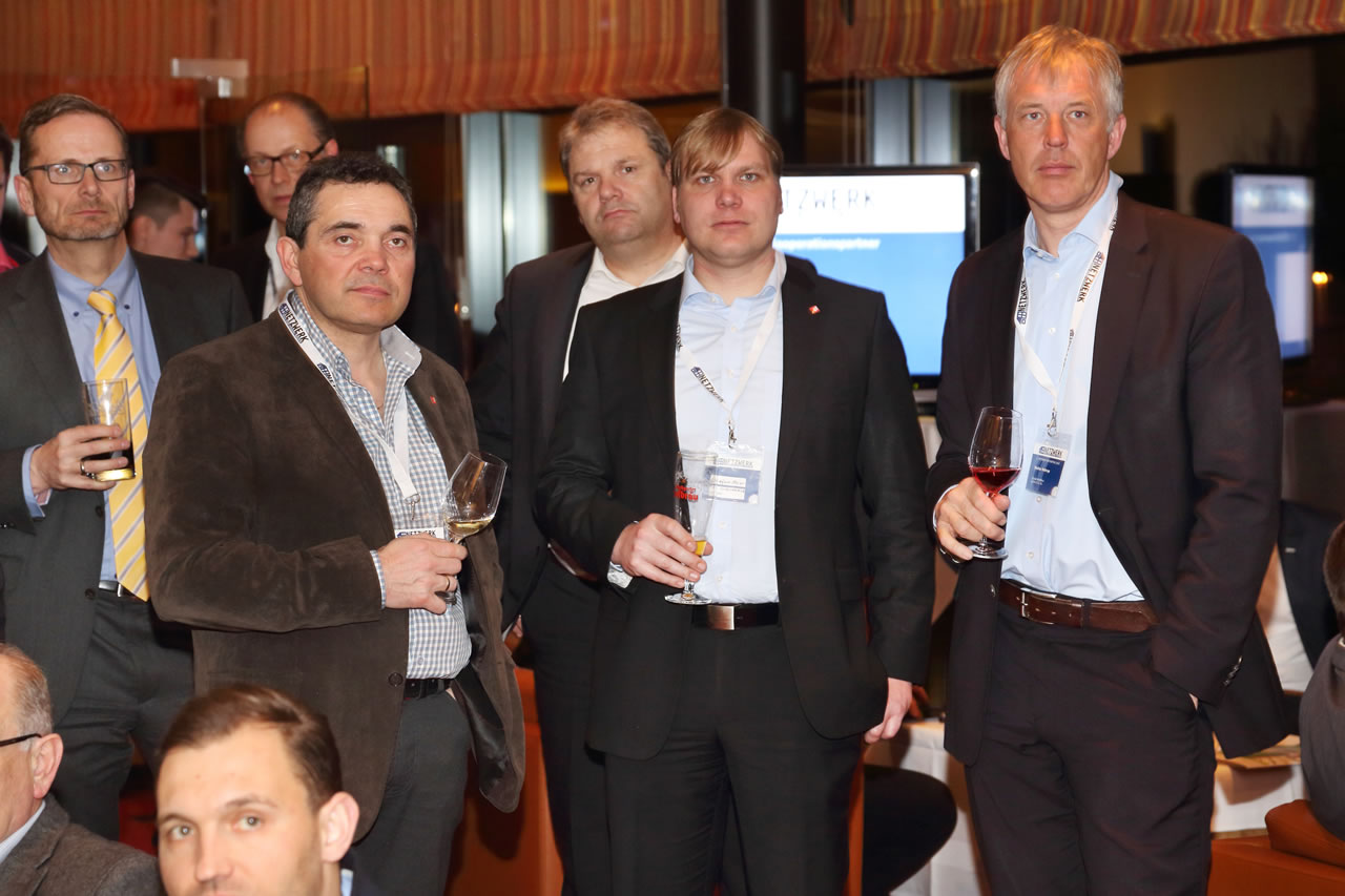 2. NETZWERK PARTNERTAG 2015 im Congress Centrum Heidenheim