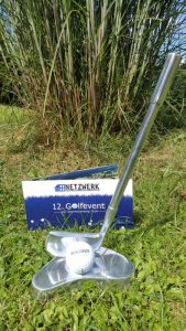 Wanderpokal NETZWERK Golfturnier