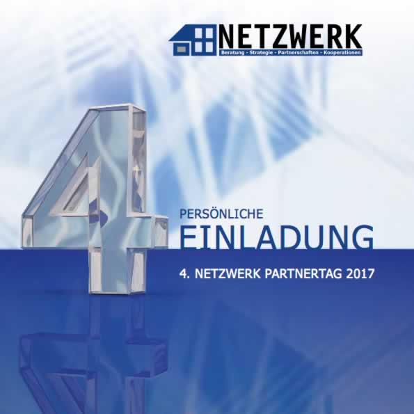 Einladung 4. NETZWERK-Partnertag