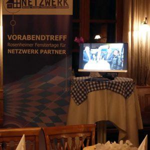 Vorabendtreff Rosenheim 2016