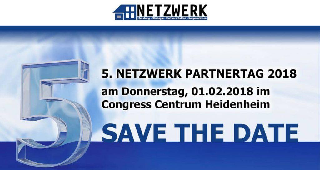 5. NETZWERK PARTNERTAG 2018