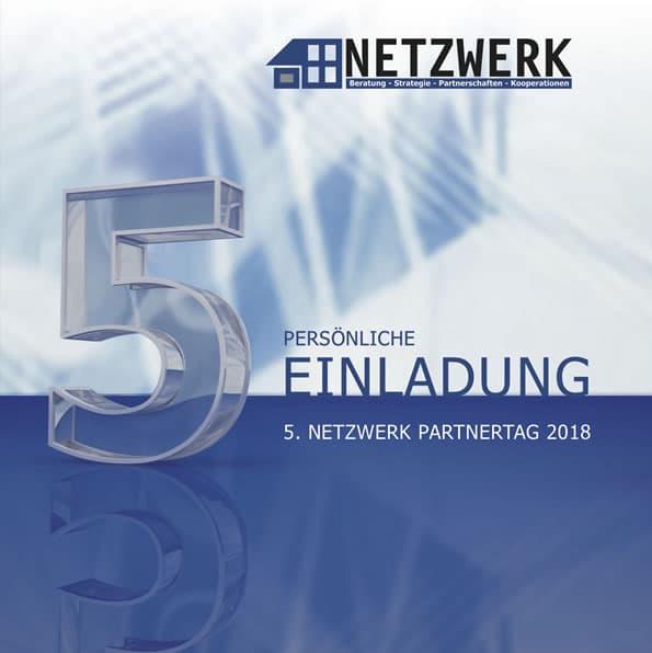 Einladung 5. NETZWERK-Partnertag