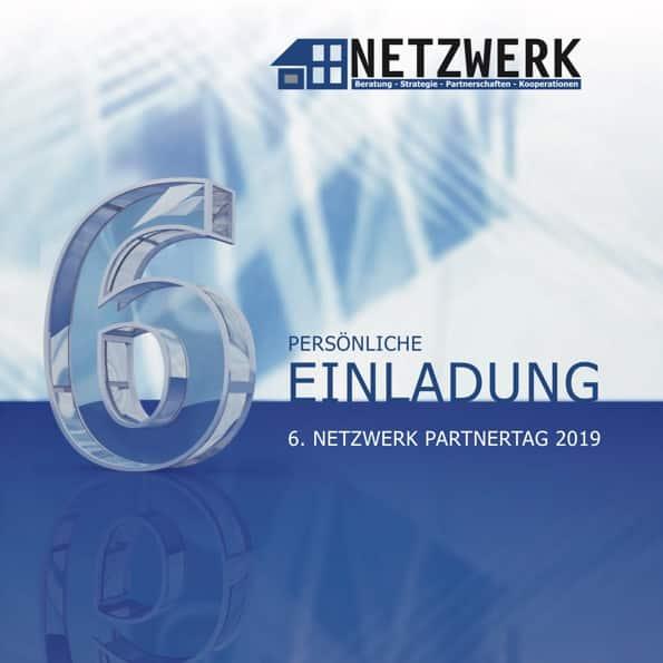 Einladung 6. NETZWERK-Partnertag