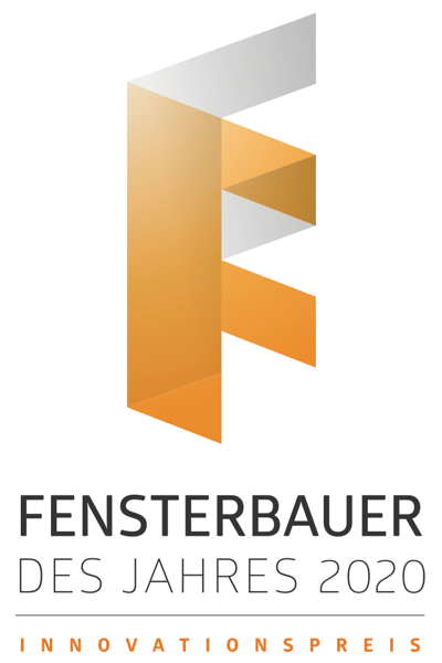 Logo: Fensterbauer des Jahres 2020