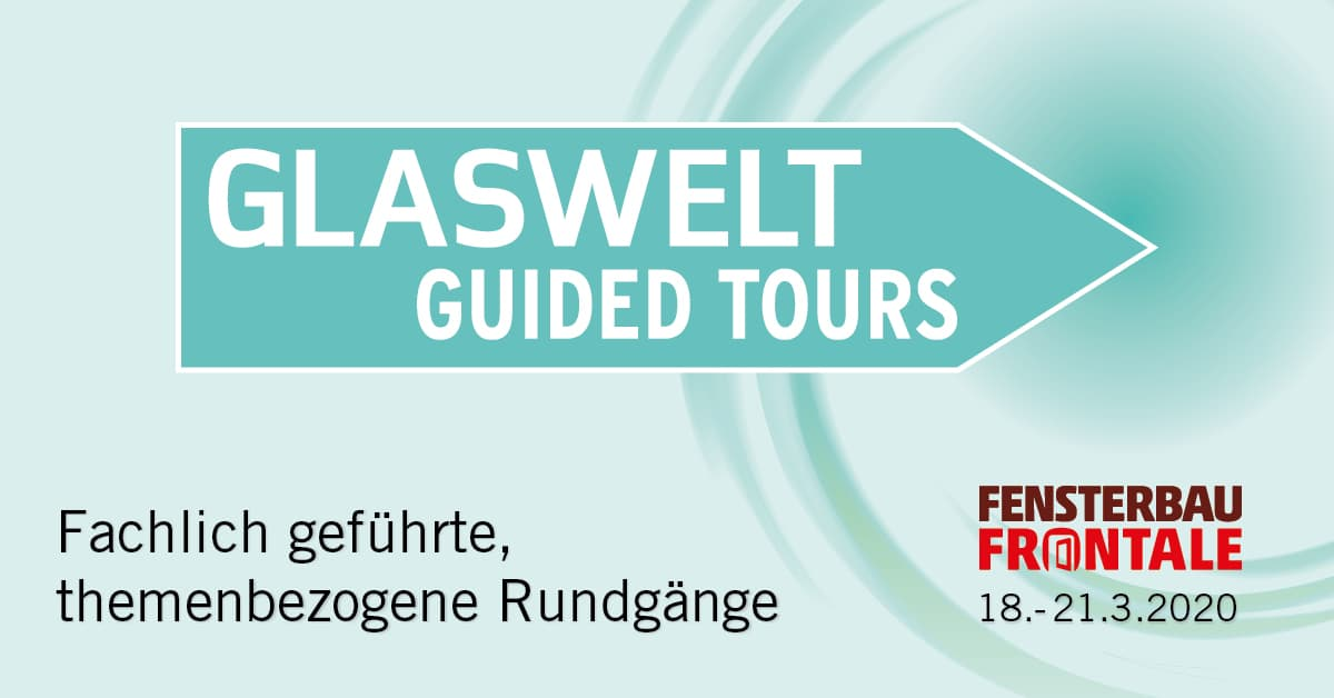Headergrafik: GLASWELT Guided Tours