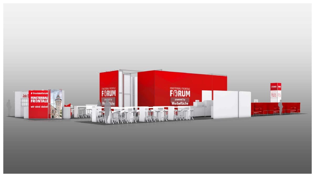 Visualisierung: Forum Fensterbau Frontale 2020