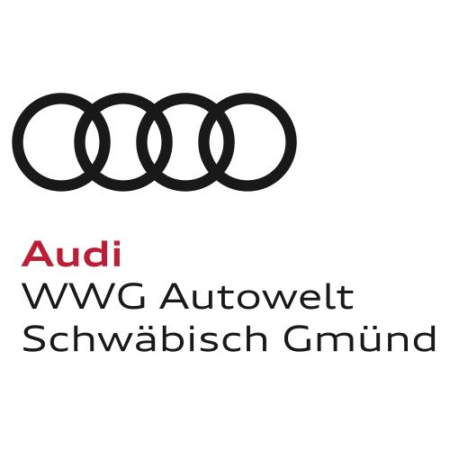 Logo Audi WWG Autowelt Schwäbisch Gmünd