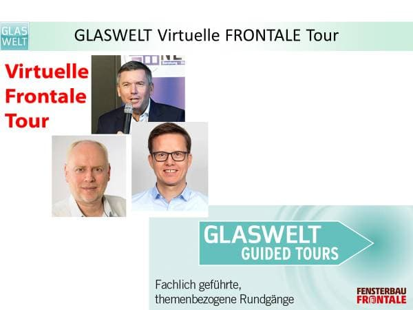 Virtuelle Frontale Tour – Glaswelt Guided Tours